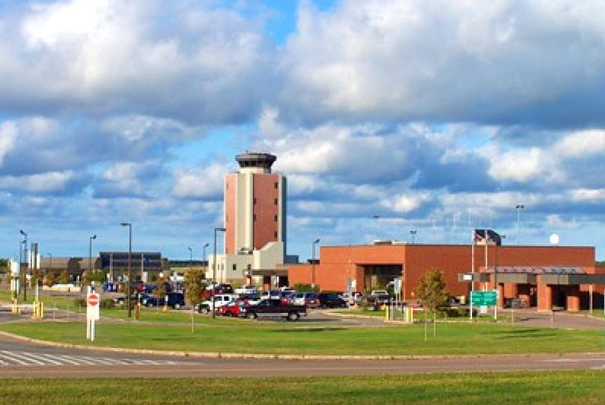The Charlottetown Airport saw passenger numbers in 2015 that matched the record-setting numbers from the yeaer before.