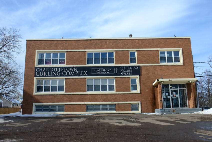 The Charlottetown Curling Club is located near the corner of Euston Street and Longworth Avenue.