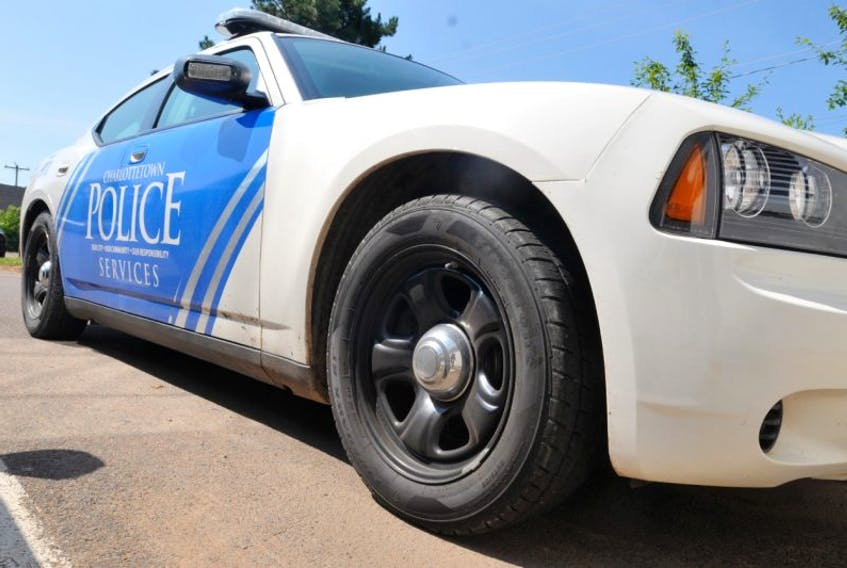 Charlottetown police cruiser