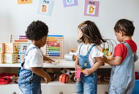 Regulated child-care services on the Avalon Peninsula are permitted to operate at up to 50 per cent capacity, the provincial government announced on Monday. RF Stock photo