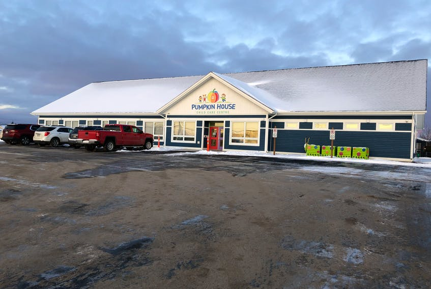 Pumpkin House in Happy Valley-Goose Bay, the only licensed child care facility open to the public in the town, had to close its after school program and do rotating closures because of staffing issues. — CONTRIBUTED