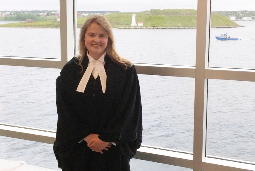 Christine Cooper is a Halifax criminal defence lawyer.