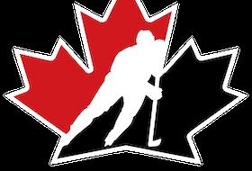 Hockey Canada logo.