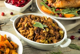 Potatoes? Bread? What goes into your stuffing - or dressing - is one tradition that varies across the East Coast.