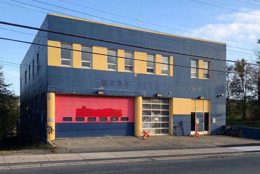 The city is selling the former West End Fire Hall on LeMarchant Road. A request for proposals was issued on Monday. -JUANITA MERCER/THE TELEGRAM