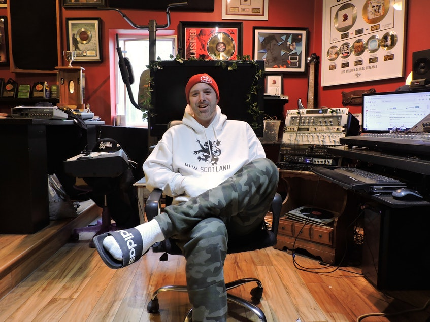 Nova Scotia hip-hop star Classified saw his work receive two more East Coast Music Awards on Sunday, including producer of the year and music video director of the year for the helming of his Good News clip by brother Mike Boyd. - Stephen Cooke