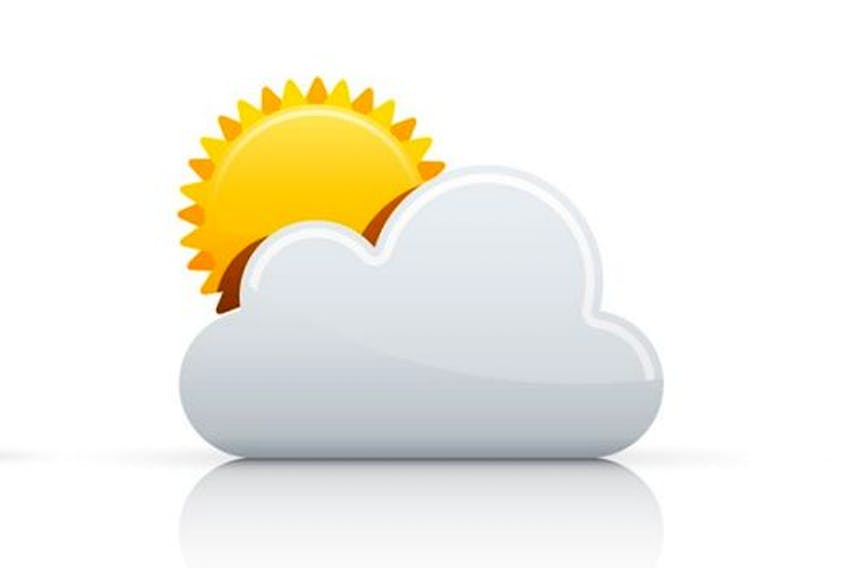 Mix of cloud and sun today.  ©THE GUARDIAN