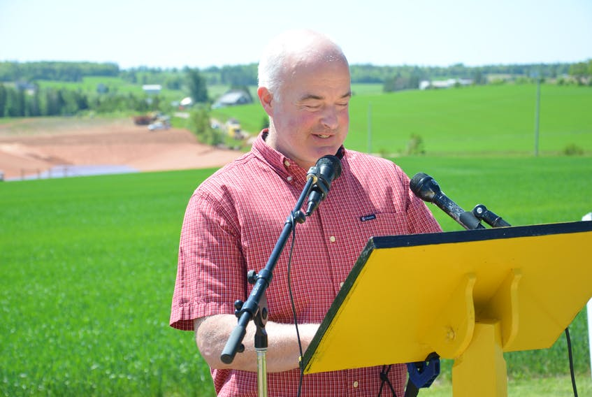 Douglas Campbell is a director with the National Farmers Union.