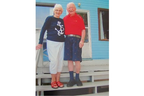 Garth and Trinkie Coffin have made many dear-friends while living in Truro for the past 24 years.
