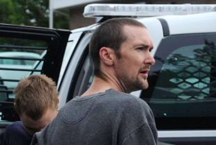 ['Adam Stagg is accused of taking part in an armed robbery targeting a man who thought he was out on a regular date.']