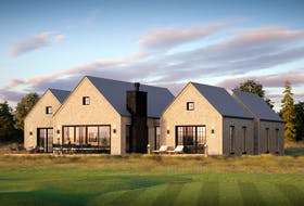 All but one of eight luxury villas being constructed in Inverness have been sold and the final one is expected to sell soon. The villas will be adjacent to the world-renowned Cabot Cliffs golf course overlooking the Gulf of St. Lawrence, and each are valued at more than $2 million. CONTRIBUTED