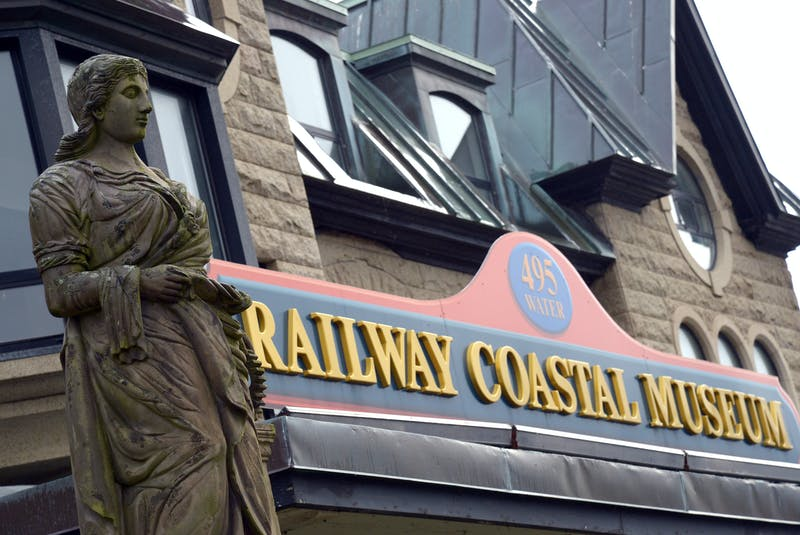 The Railway Coastal Museum will become the Johnson Innovation Station. — Telegram file photo/ Keith Gosse