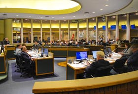 The CBRM council chambers at the civic centre in Sydney is often the venue for public hearings. DAVID JALA/CAPE BRETON POST