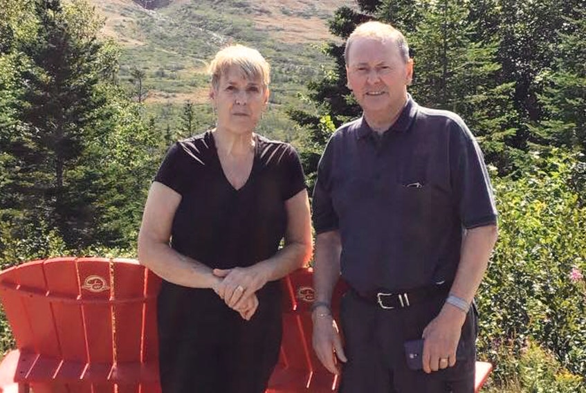 Joyce and Don Perrett know all about the hardships of having to travel for cancer treatment. The Corner Brook couple has to go to St. John's every four months for Don to have PET scans.