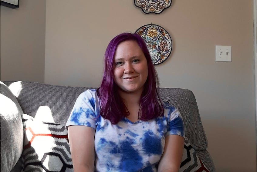 Corner Brook theatre student Anna Hansen-Robitschek is learning more about the technical aspects of theatre through a summer mentorship with Watermark Theatre in P.E.I. and she's doing it all virtually from home.