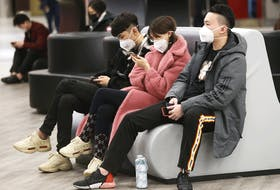 The Canadian government says that the majority of travellers entering the country who might have visited China's Hubei province would do so via Vancouver, Toronto or Montreal international airports.