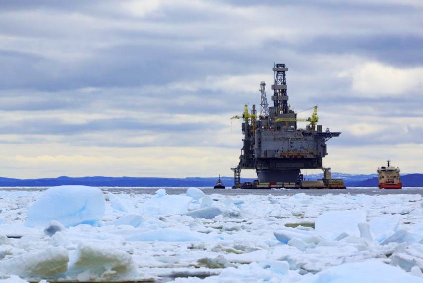 Environmental groups allege a regional assessment of offshore exploration in Newfoundland and Labrador was deficient, and they've filed an application for a judicial review. -TELEGRAM FILE PHOTO
