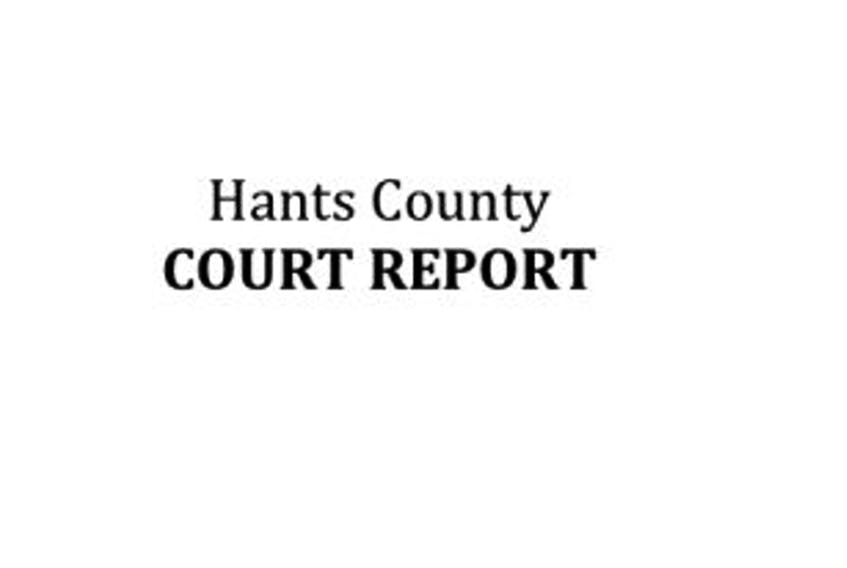 """[""""Here's the latest news coming from the Hants County Courthouse.""""]"""