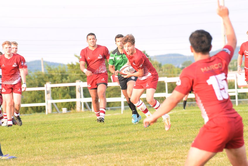 The 2020 rugby season in Newfoundland and Labrador has been scrubbed due to COVID-19. — Telegram file photo