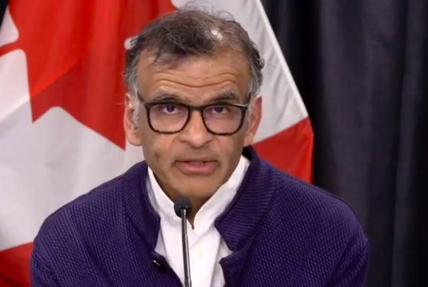 Dr. Proton Rahman.