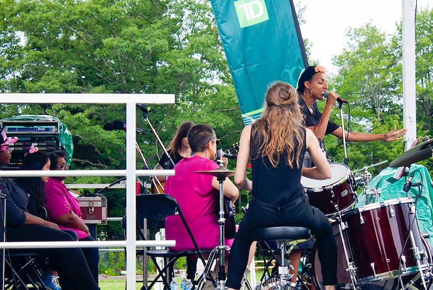 JazzFest will return to Sackville on July 13.