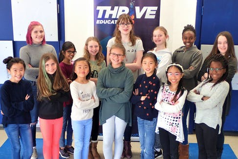 Wendy Birt, founder of Thrive Education, created the Thrive Children's Choir for girls in Grades 3 to 9 in the HRM. The choir is now hosting open auditions for the 2019-2020 season.