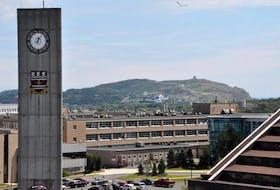 Memorial University, St. John's campus.