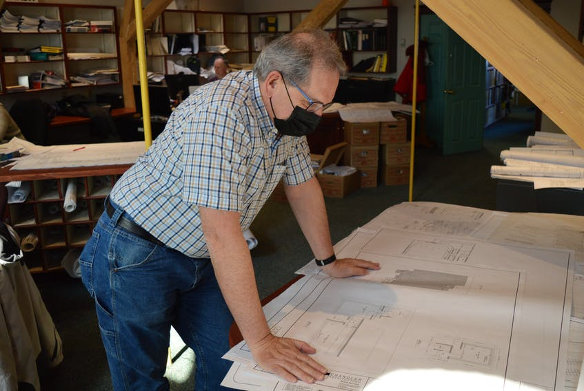 Bill Chandler, who owns Chandler Architecture, is still considering legal action against the City of Charlottetown after losing the design bid for the third fire station.