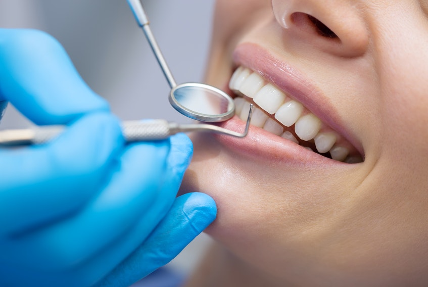 Newfoundland and Labrador dentists have been advised by their association not to take high-risk patients, including health-care workers. (123RF Photo)