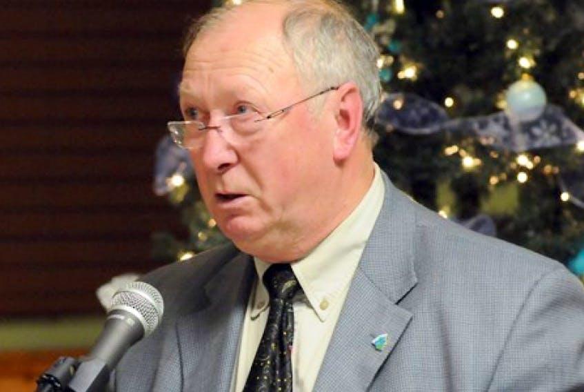 Appleton mayor Derm Flynn
