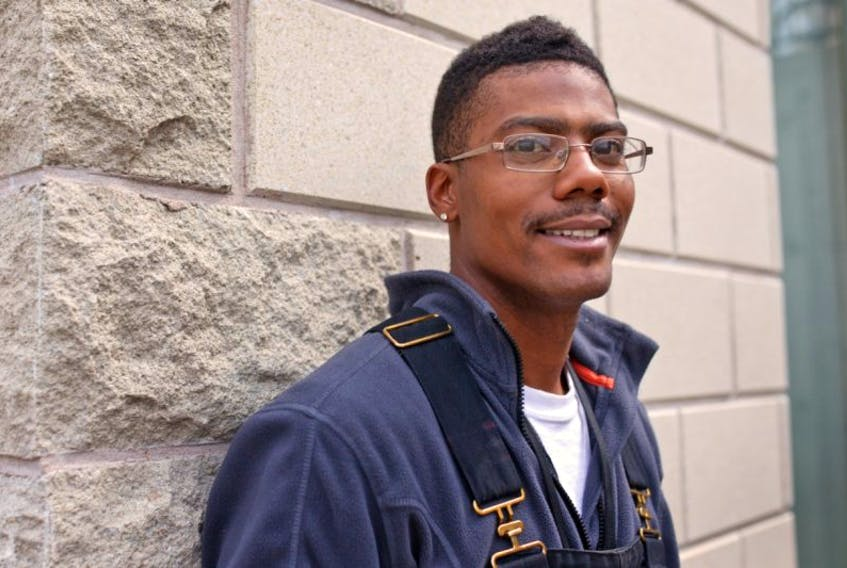 Derrell Provo poses for a portrait on June 11.
