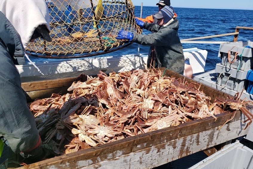 Captains of inshore fishing boats from Atlantic Canada will have to keep detailed records listing crew members on board for each fishing trip. It's a new licence condition effective April 1, thanks to the revamped Fisheries Act. - File photo