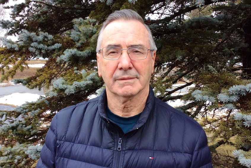 Doug Sweetapple, of Corner Brook, has been heavily involved in the development of soccer for more than 50 years. He is moving to Nova Scotia later this year. CONTRIBUTED