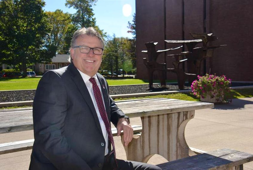Doug Currie resigned last week as education minister and MLA for Charlottetown-Parkdale. (Guardian Photo)