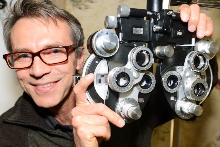 <p>Dr. Lester Jinks, an optometrist at the Belvedere Vision Clinic in Charlottetown, said Vision Health Month is a big month in the optometry circle. Jinks said it's important to have regular eye exams as it relates to eye health as well as body health.</p>