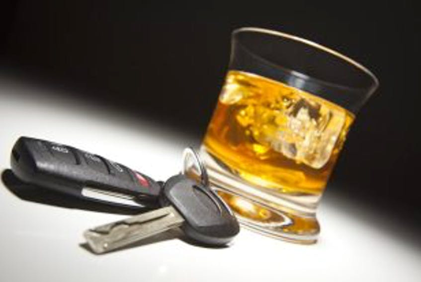 ['RCMP officers continue their crackdown on impaired drivers']