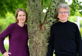 Violinist Nancy Dahn and her husband, pianist Timothy Steeves, make up the Juno Award-winning Duo Concertante. Their latest project will entertain virtual concert-goers while encouraging action on climate change. KEITH GOSSE/THE TELEGRAM
