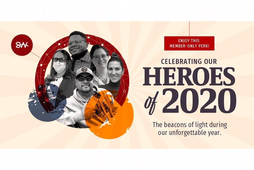Heroes of 2020