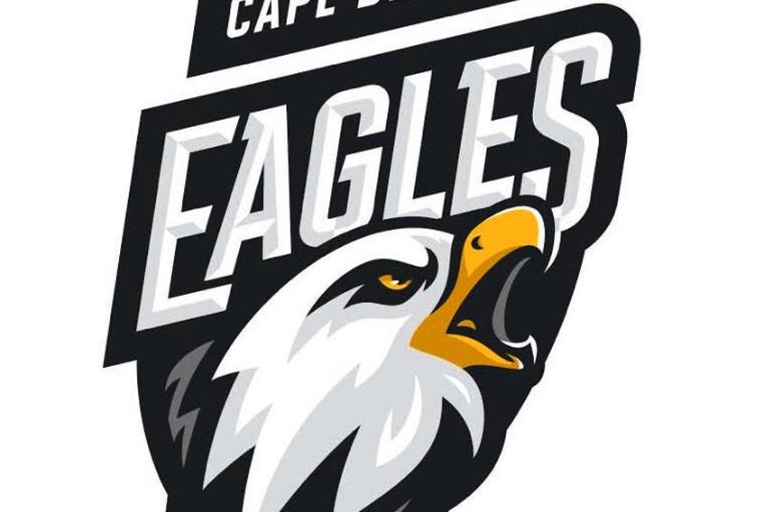 Cape Breton Eagles Logo