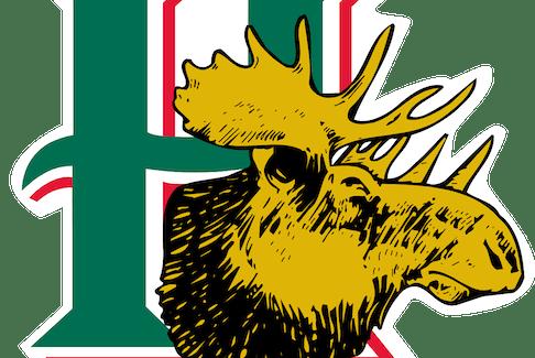 Halifax Mooseheads logo.