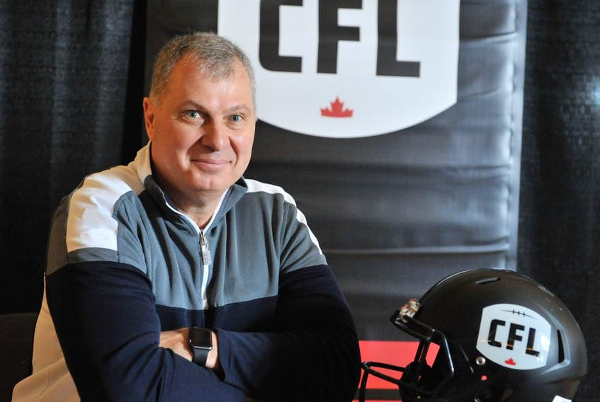 Randy Ambrosie has been scrambling since the outbreak of COVID-19, but CFL players are frustrated with the commissioner for not communicating with them during the crisis.