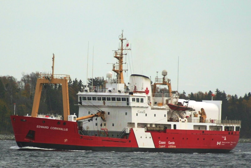 Federal Fisheries Minister Bernadette Jordan announced on Monday the awarding of a $12.1 million contract for the refit of the CCGS Edward Cornwallis, named after the founder of Halifax and governor of Nova Scotia between 1749-1752.
