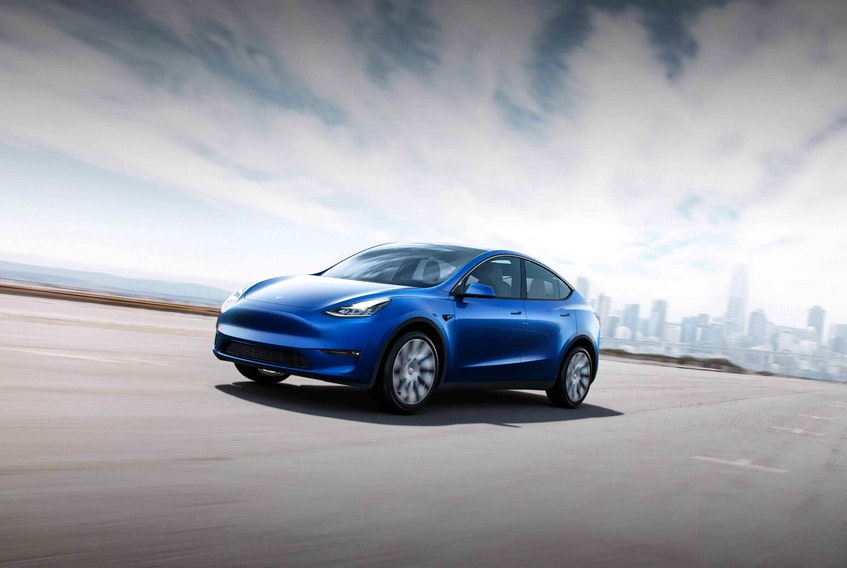A series of online job advertisements suggest Tesla is looking to have a physical presence in Halifax Regional Municipality. — TESLA PHOTO