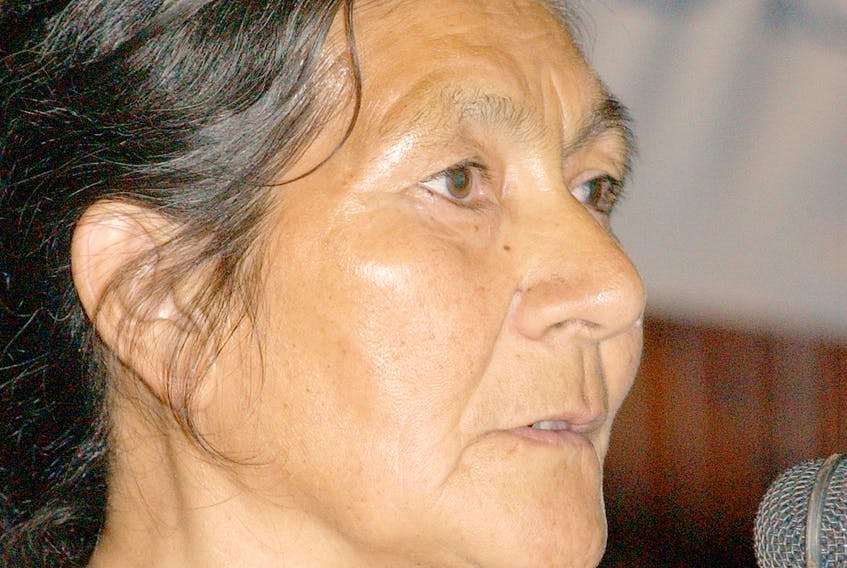 The book by Innu elder Tshaukuesh Elizabeth Penashue is an edited translation of her diary about her life as an Innu woman and environmental activist. FILE/THE LABRADOR VOICE