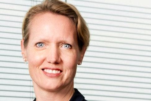 Atlantic Women's Venture Fund co-founding partner Rhiannon Davies.