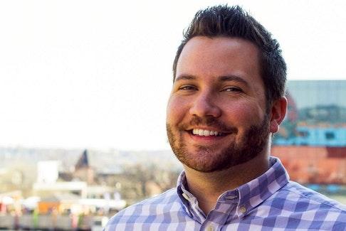 Concrete Ventures partner Patrick Hankinson.