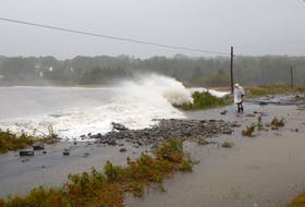 The fallout from hurricane Dorian in 2019 on the South Shore of Nova Scotia. SALTWIRE NETWORK