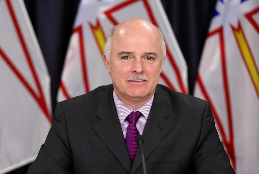 Education Minister Tom Osborne (Source: Government of Newfoundland and Labrador)