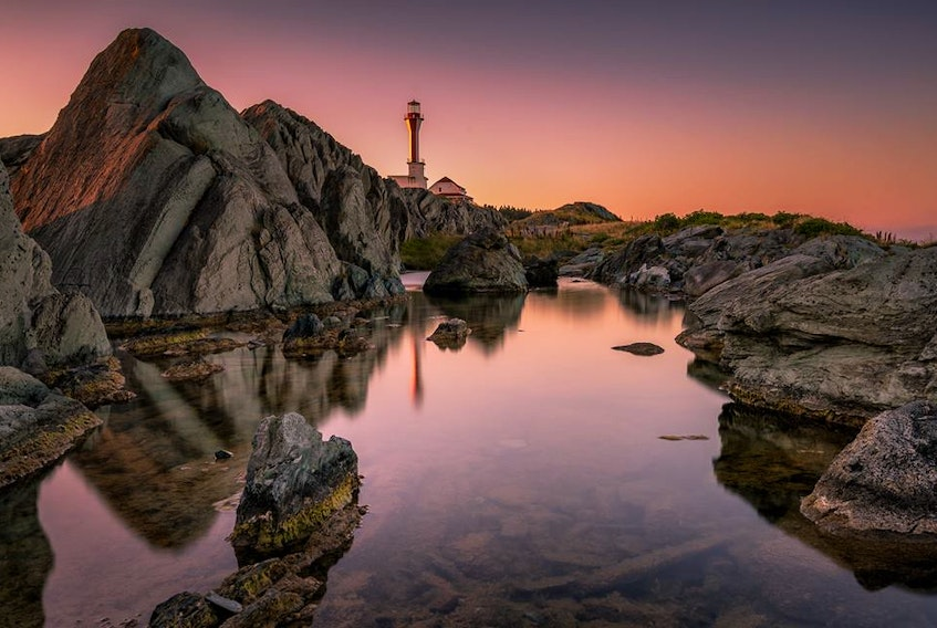 The Cape Forchu lighthouse was one of several tourism destinations to receive TripAdvisor 2020 Travelers Awards.