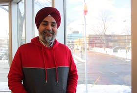Former Amazon senior executive Harpreet Singh has made the move from Seattle to Sydney. He'll speak about his experiences with Amazon during the TecSocial at the Holiday Inn, Sydney on Thursday. GREG MCNEIL/CAPE BRETON POST